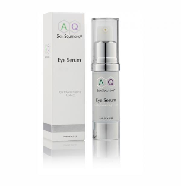 AQ Skin Solutions Eye Serum Eye Rejuvenating System