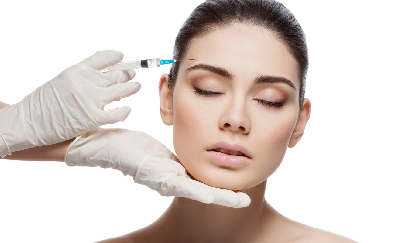 botox treatment injection-brow Dr Ria Smit Paarl