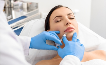 Aesthetic Dermal Fillers Lips