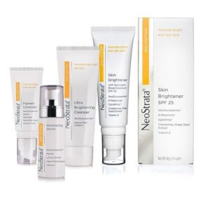The Neostrata Enlighten Range skincare routine helps to target hyperpigmentation and encourage a bright, even complexion.