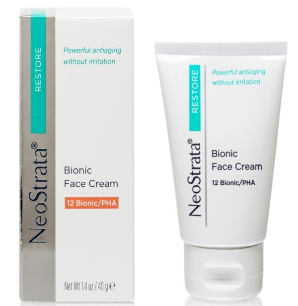 Neostrata Restore Bionic Face Cream provides intense hydration