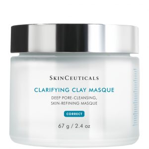 SkinCeuticals clarifying clay masque deep pore-cleansing and skin refining mask.
