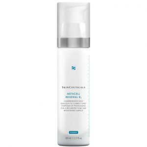 SkinCeuticals Metacell Renewal B3, an aqueous emulsion that address signs of ageing to leave the complexion looking smoother and youthful.