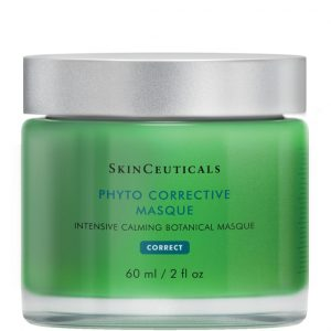 Phyto Corrective Mask is an intense calming botanical masque, clinically tested post-procedure to effectively reduce visual redness and discomfort